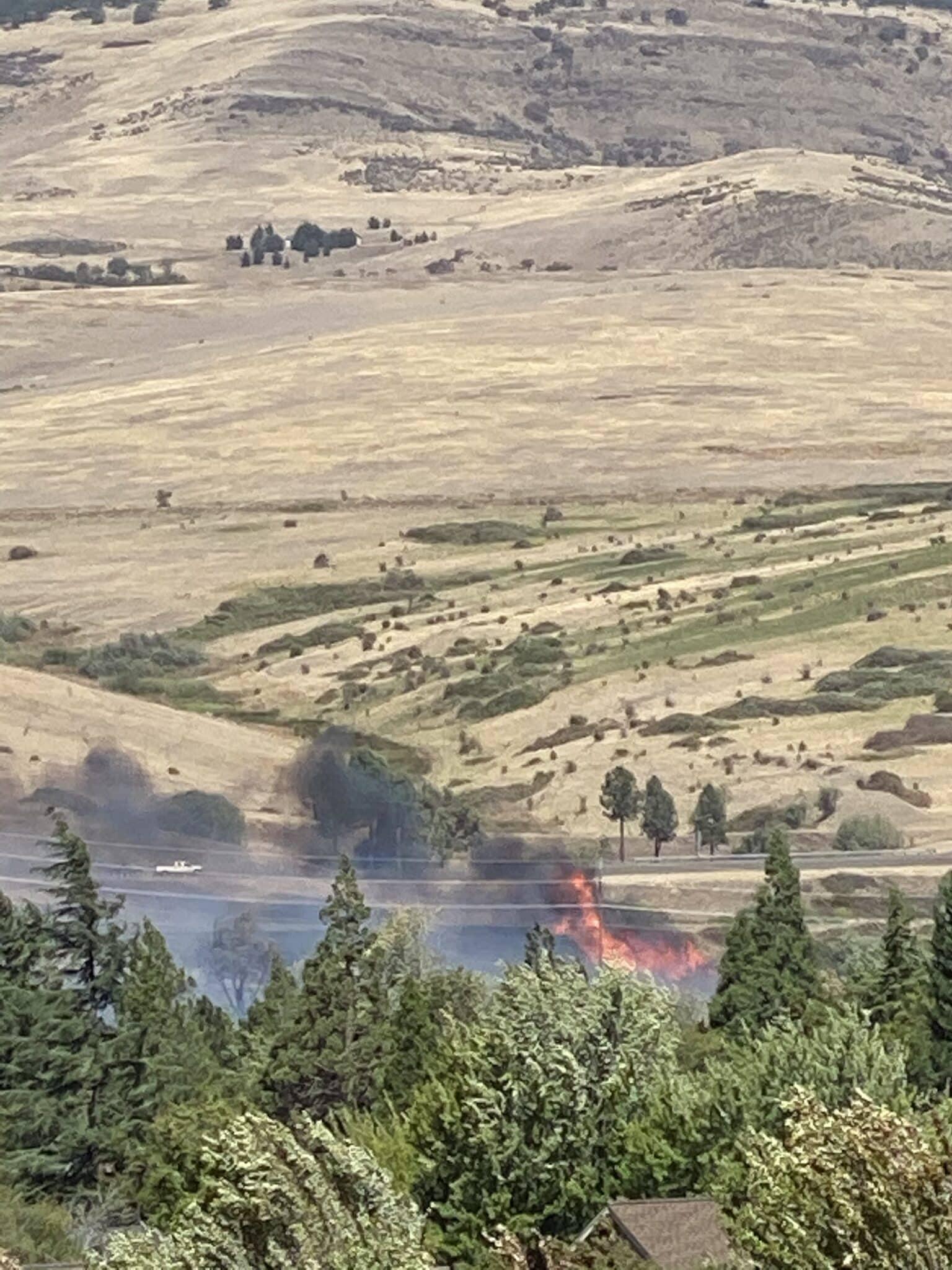 Almeda Fire Sept 2020 Ashland Oregon