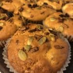 Vegan Muffins with Seeds