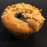 Blueberry Vegan Breakfast Muffin
