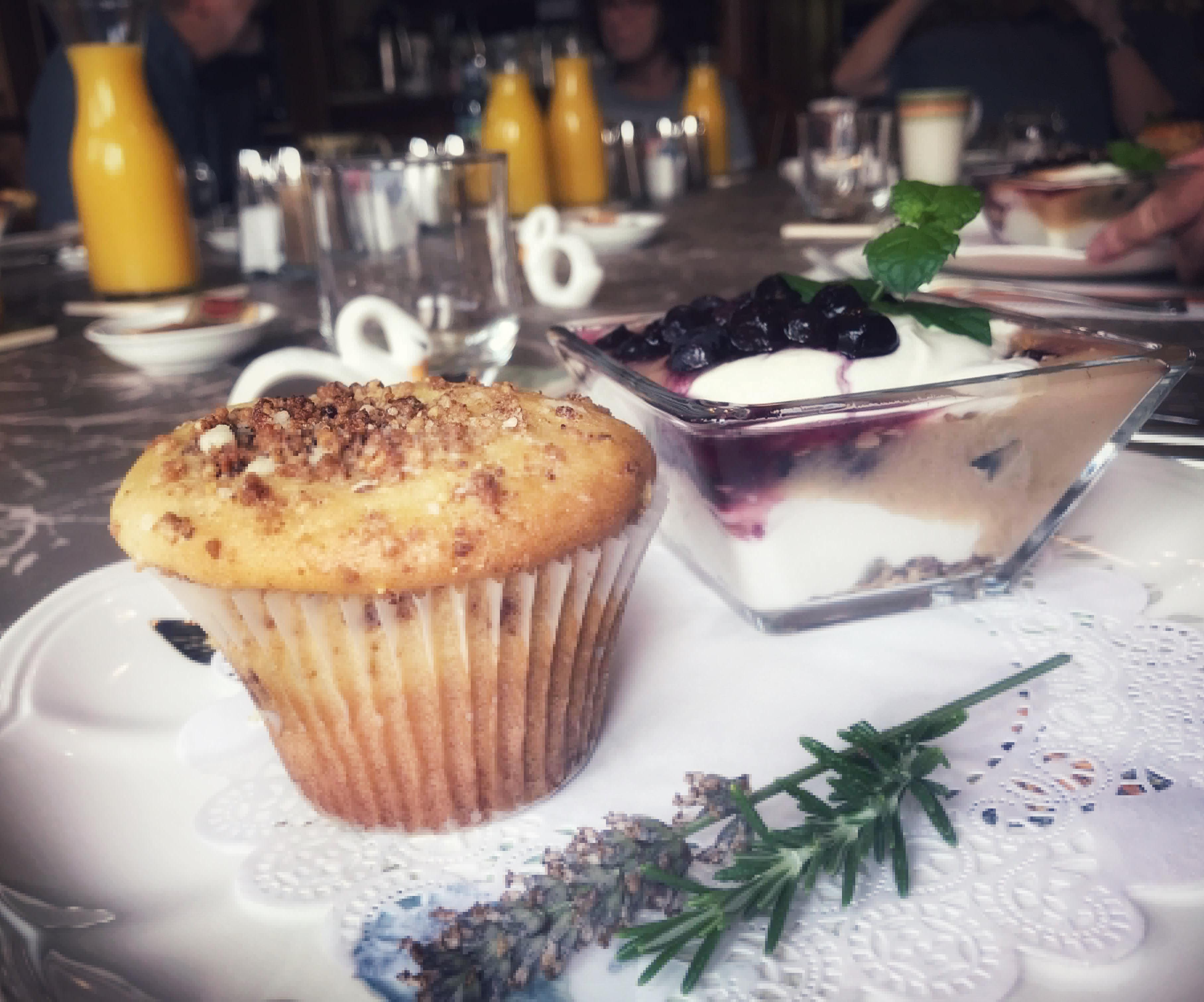 Abigail's Bed and Breakfast Inn Breakfast