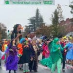 Ashland, Oregon Halloween Parade