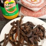 Biltong, Borewors and Mazow Orange