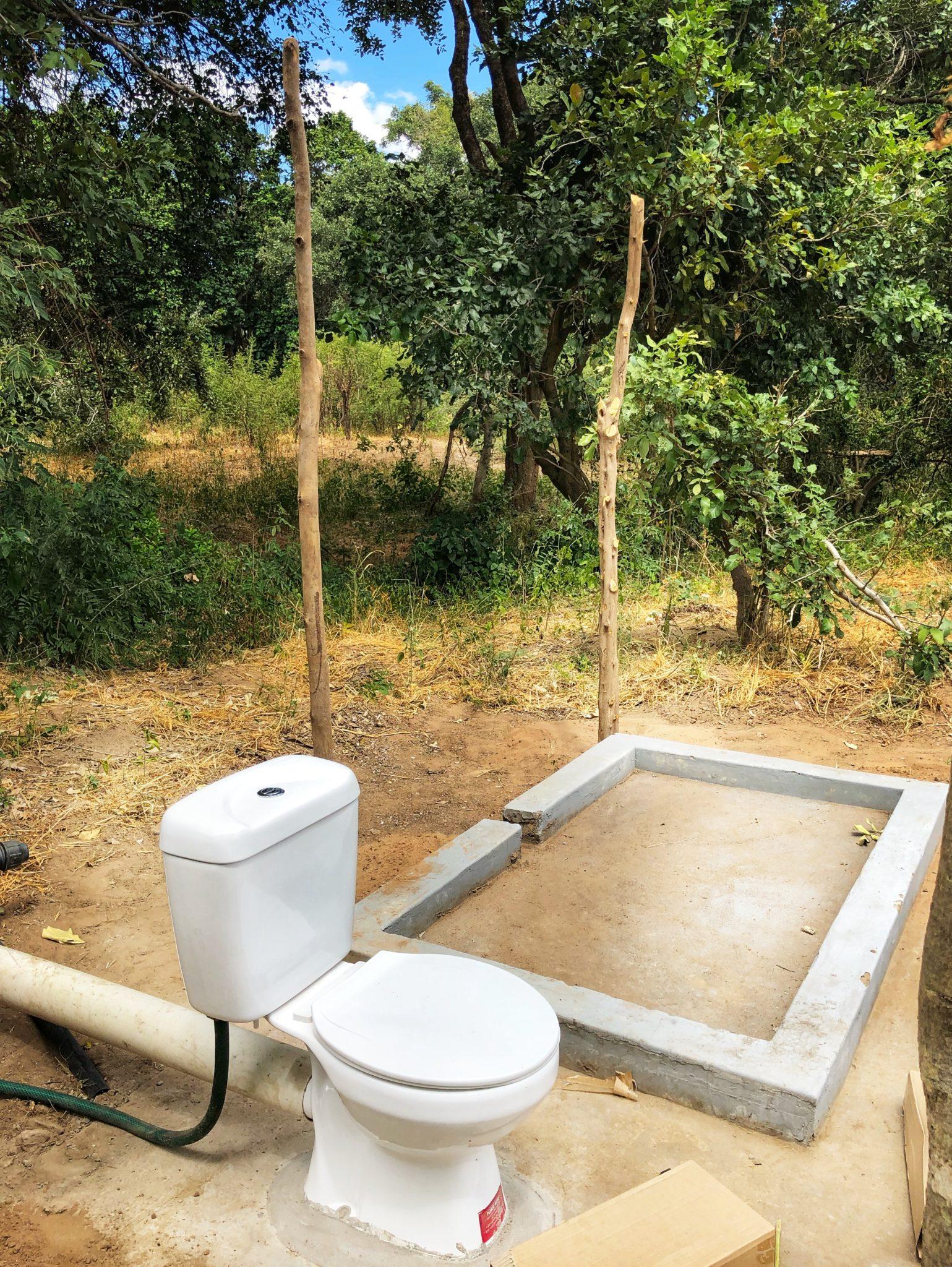 Bush Bathroom