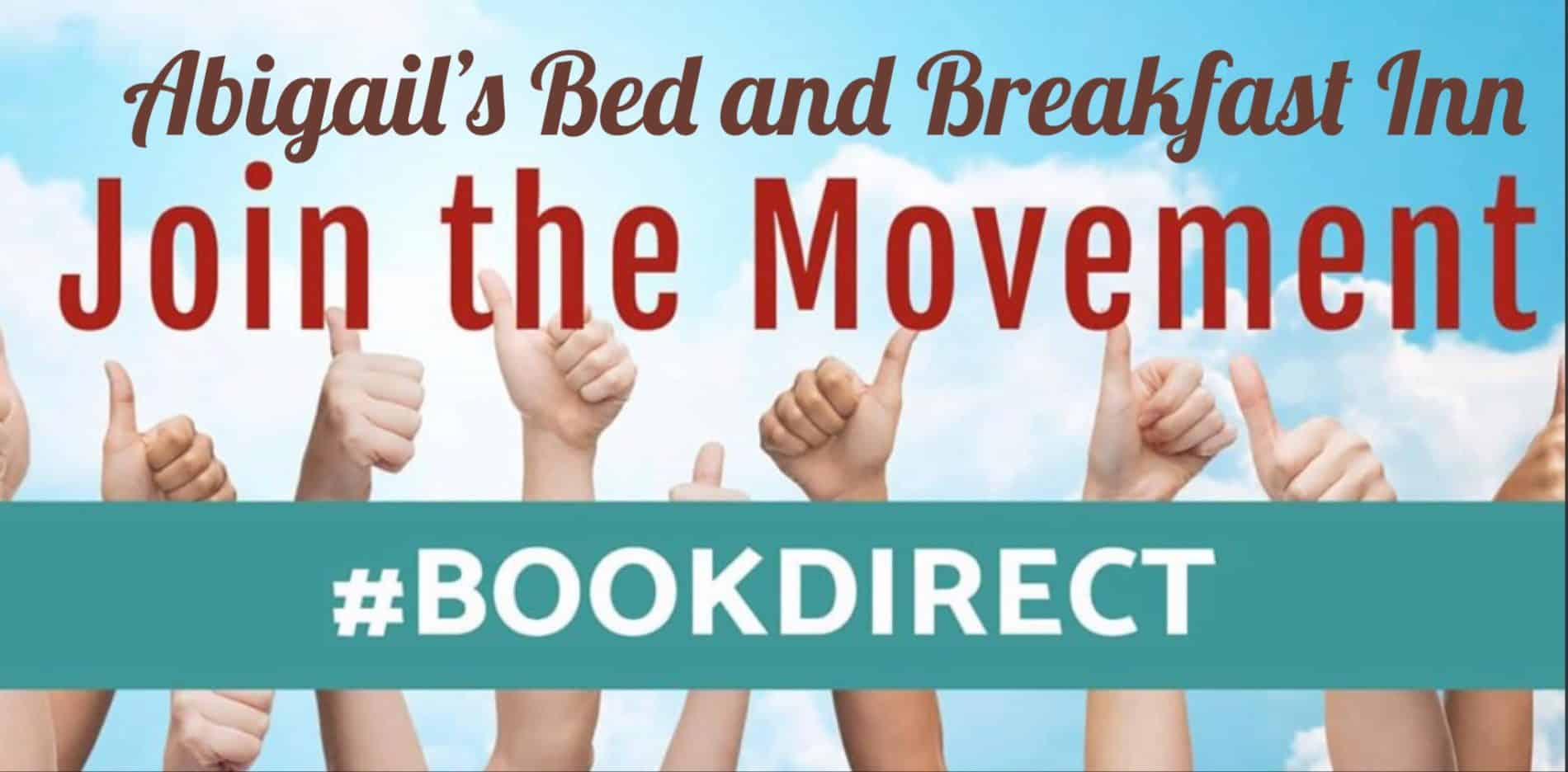 #BookDirect Join the Movement