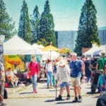 Farmers Market Ashland, Oregon