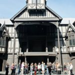 Oregon Shakespeare Theatre here in Ashland, Oregon